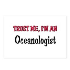 Trust Me I'm an Oceanologist Postcards (Package of