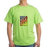 Vida loca Green T-Shirt