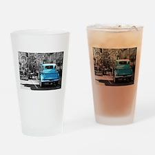 Vintage Chevrolet Truck Drinking Glass