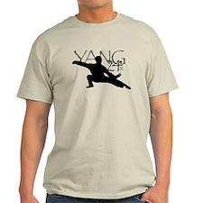 Yang Tai Chi - 24 Hand Form Mens Lt Tee