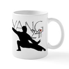Yang Tai Chi - 24 Hand Form Ceramic Mug, 12oz
