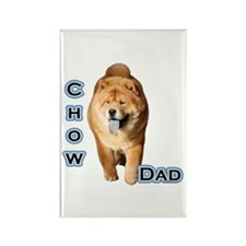 Chow Dad4 Rectangle Magnet (100 pack)