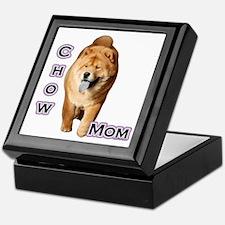 Chow Mom4 Keepsake Box