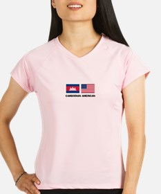 CAMBODIAN9434 Performance Dry T-Shirt
