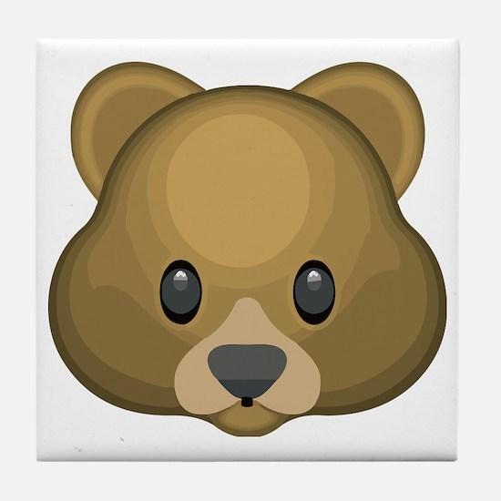 Unique Bears Tile Coaster