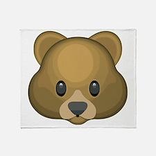 Cute Bears Throw Blanket
