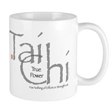 Tai Chi<br>True Power<br>Ceramic Mug, 12oz