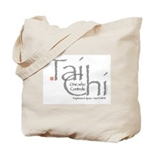 Tai Chi<br>Has Power<br> Tote Bag