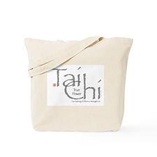 Tai Chi<br>True Power<br> Tote Bag