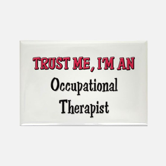 Trust Me I'm an Occupational Therapist Rectangle M