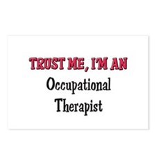 Trust Me I'm an Occupational Therapist Postcards (