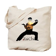 Chen Tai Chi Sunset Tote Bag
