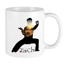 Chen Tai Chi Sunset<br>Ceramic Mug, 12oz