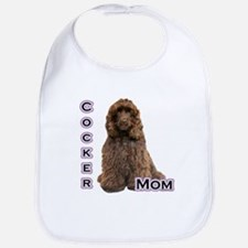Cocker(brn) Mom4 Bib