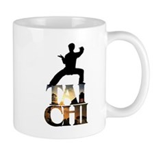 Chen Tai Chi<br>Column Graphic<br>Ceramic Mug