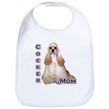 Cocker(buff) Mom4 Bib