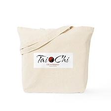 Tai Chi / Yin Yang<br>Life in Balance<br>Tote