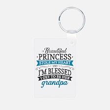 Stole Grandpa's Heart Keychains