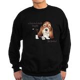 Animals dogs Sweatshirt (dark)