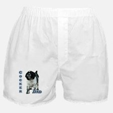 Cocker(parti) Dad4 Boxer Shorts