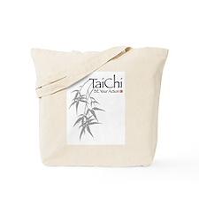Tai Chi Bamboo<br> Tote Bag