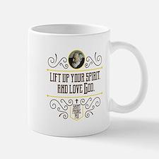 Lift Up Your Spirit Mugs
