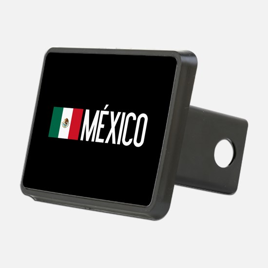 Mexican Flag & México Hitch Cover