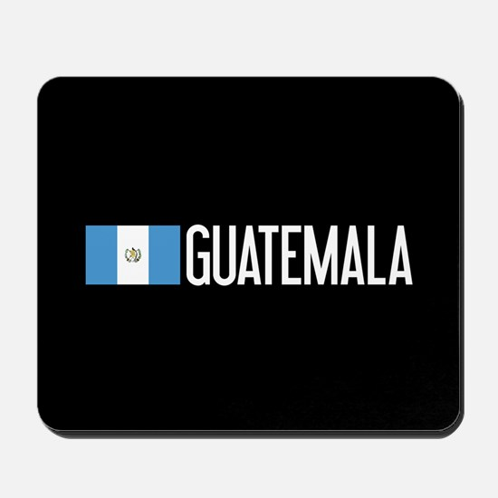 Guatemalan Flag & Guatemala Mousepad