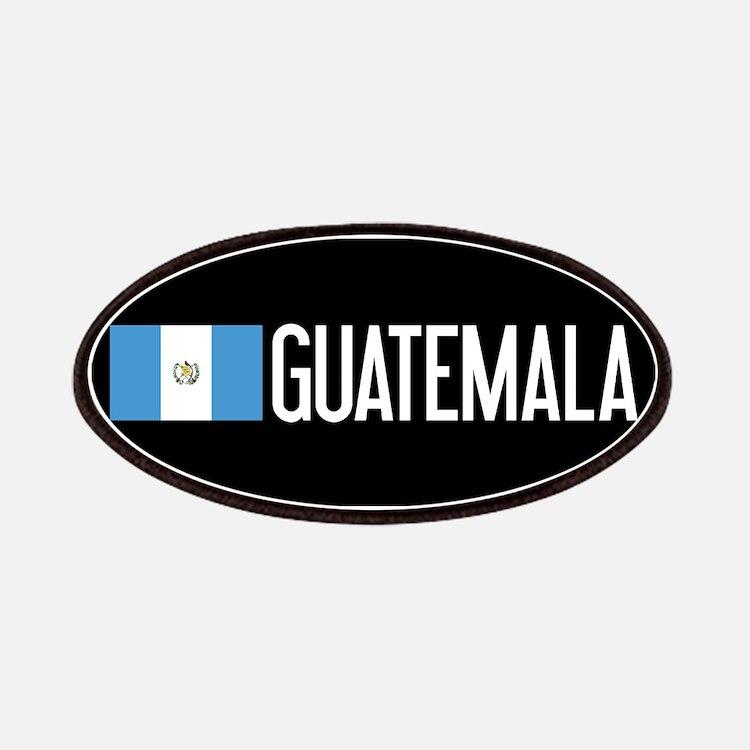 Guatemalan Flag & Guatemala Patch