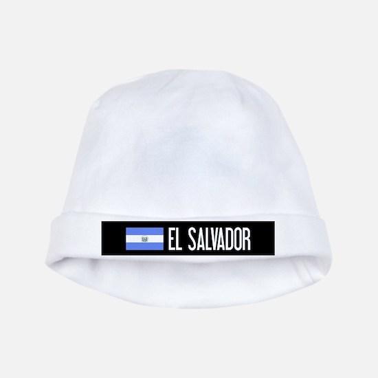El Salvadoran Flag & El Salvador baby hat