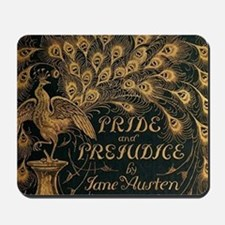 Pride and Prejudice Bookcover Mousepad