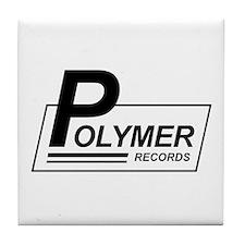 Polymer Records Tile Coaster