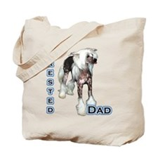 Crested Dad4 Tote Bag