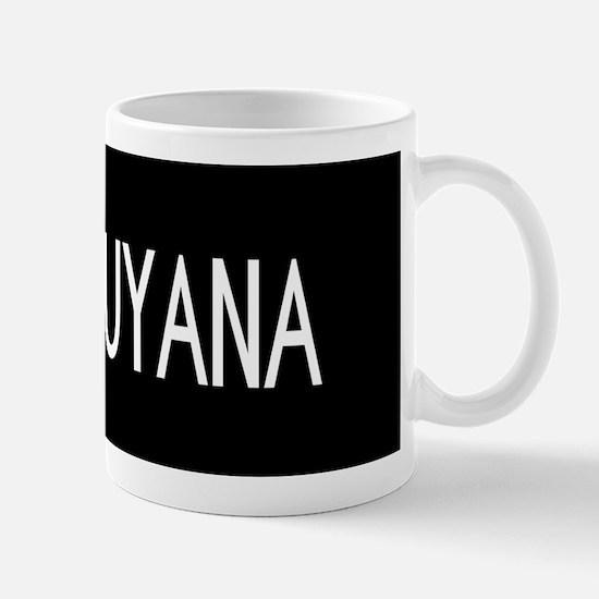 Guyanese Flag & Guyana Mug