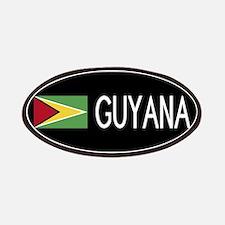 Guyanese Flag & Guyana Patch