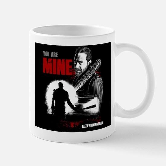 Negan You Are Mine Mug Mugs
