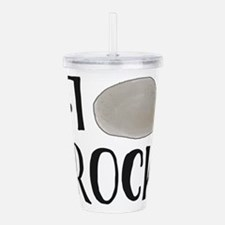 I Rock! Acrylic Double-wall Tumbler