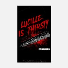 Lucille is Thirsty Decal
