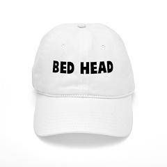 Bed head Baseball Cap