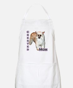 Crested(powder) Mom4 BBQ Apron