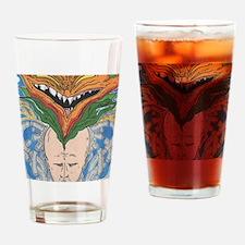 Unique Ganster Drinking Glass