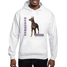 Dobie(rust) Mom4 Hoodie
