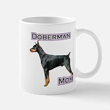 Dobie(blk) Mom4 Mug