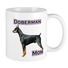 Dobie(blk) Mom4 Mug