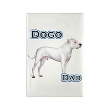 Dogo Dad4 Rectangle Magnet (100 pack)