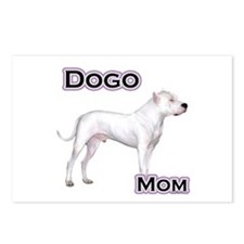 Dogo Mom4 Postcards (Package of 8)