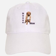 Dogue Mom4 Baseball Baseball Cap