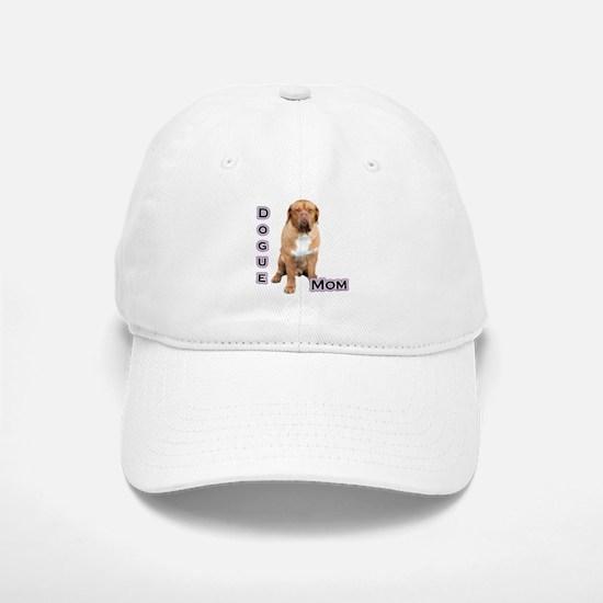 Dogue Mom4 Baseball Baseball Cap