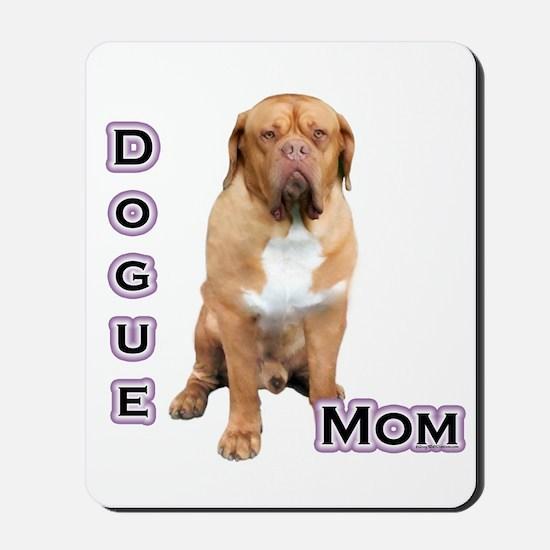 Dogue Mom4 Mousepad