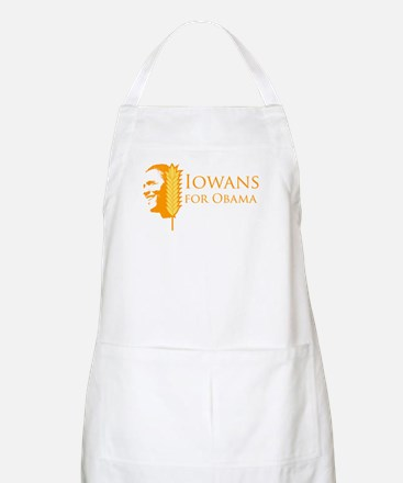 Iowans for Obama  BBQ Apron